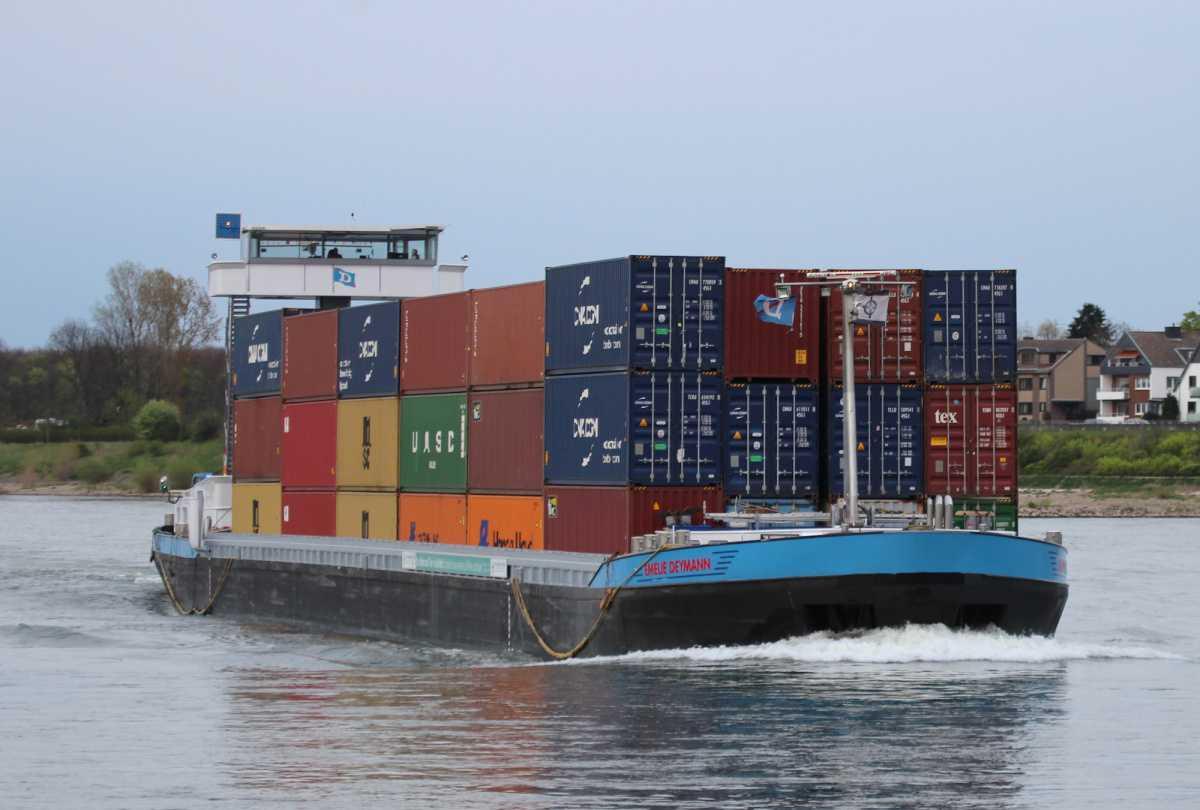 Harener Reederei sorgt in Schweden für regelmäßigen Schiffsverkehr