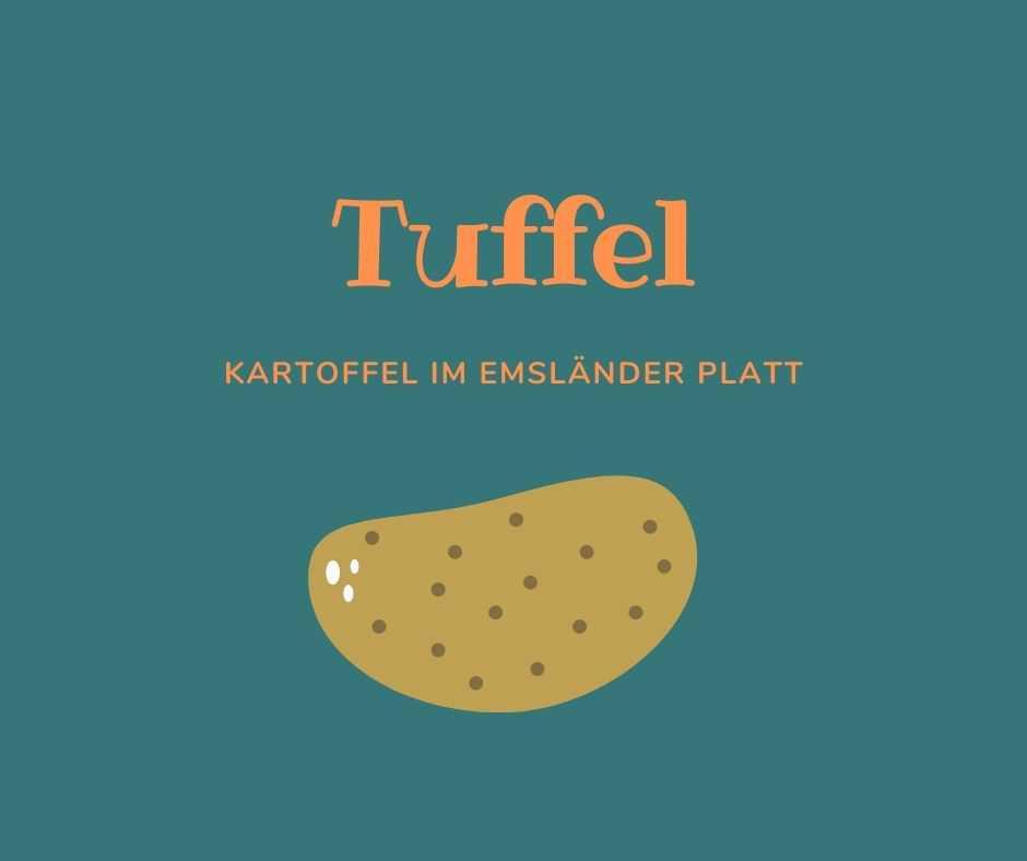 Tuffeln - Däi dolle Knolle (mit Audio)