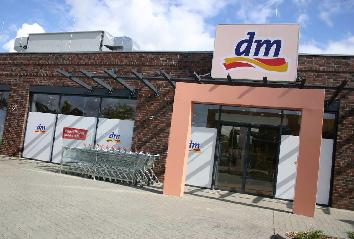 "Drogeriekette ""dm"" eröffnet am 10. Juni in Haren"