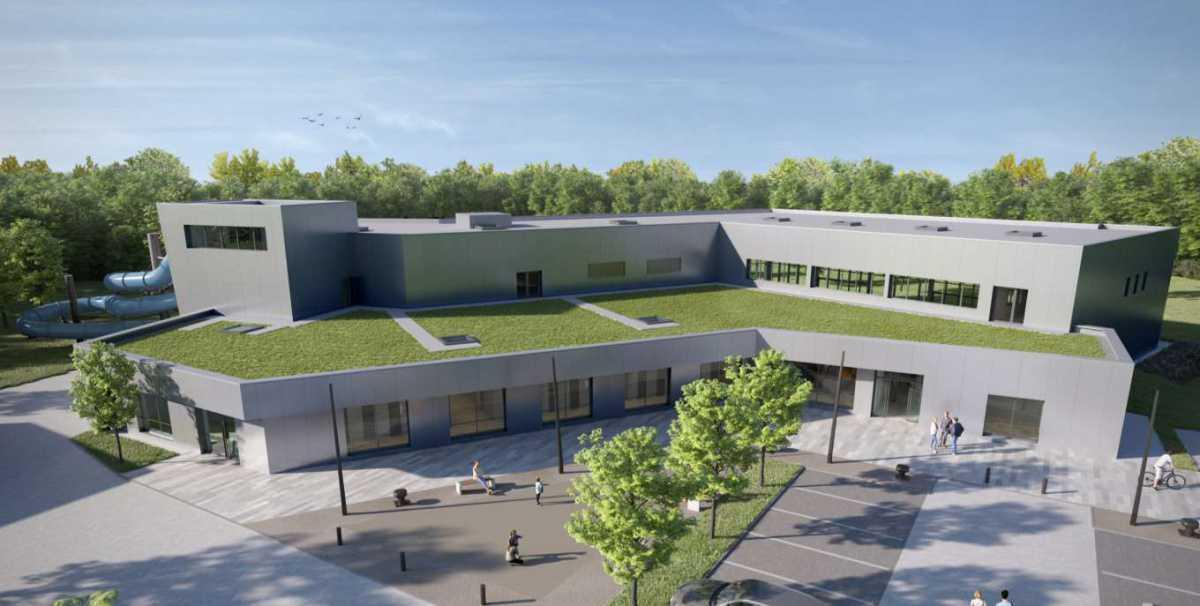 Pläne des neuen Harener Hallenbads vorgestellt