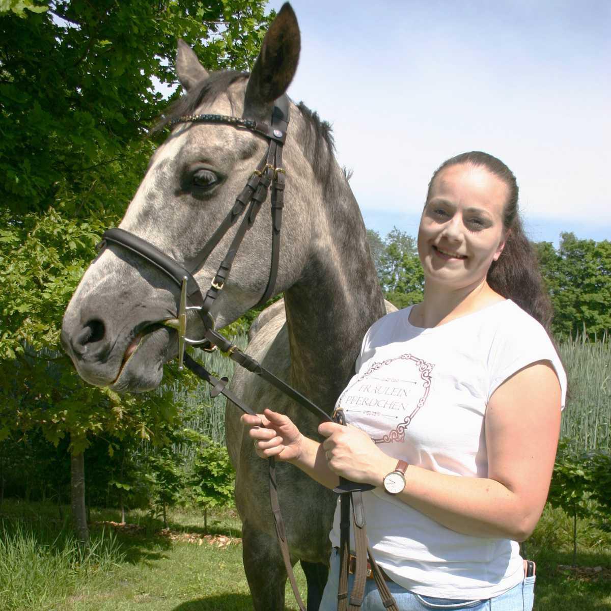 Ein Pferdefräulein stellt sich vor