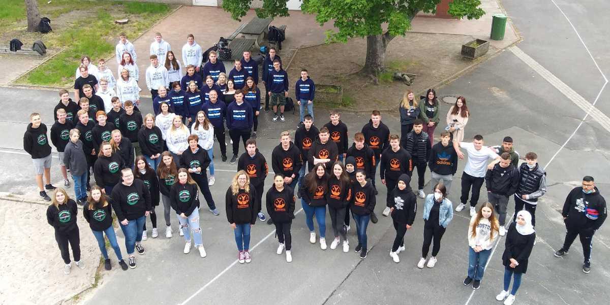 Schulentlassung der Martinus-Oberschule Haren
