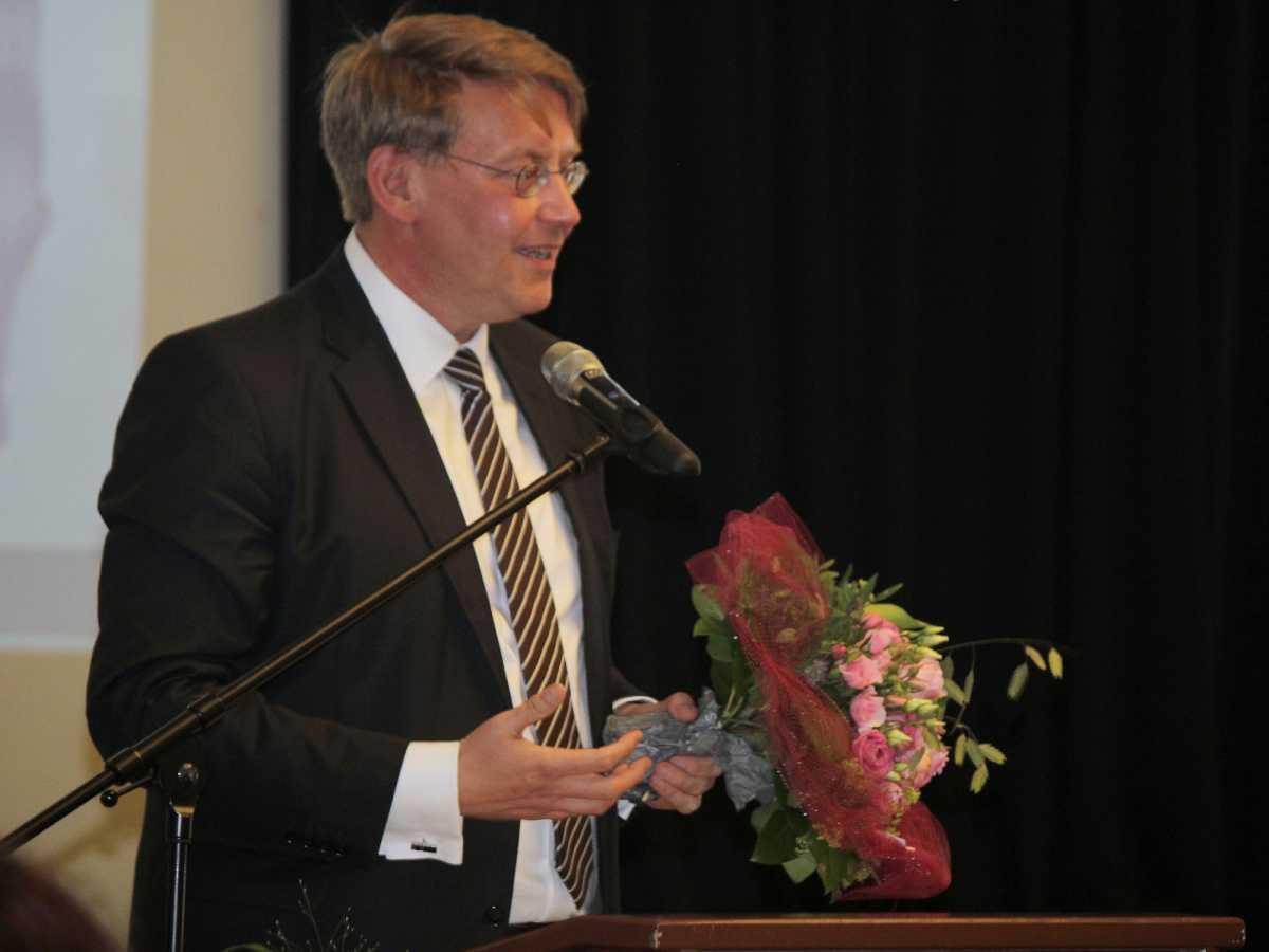Schulleiter des Gymnasiums Haren in den Ruhestand verabschiedet