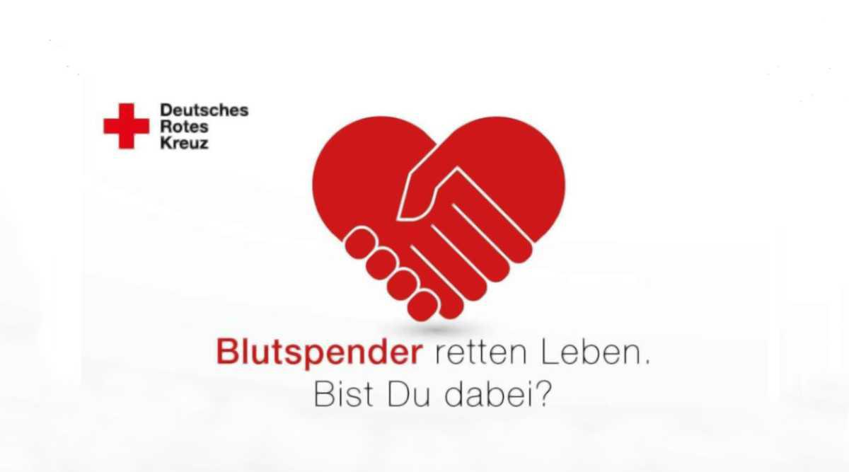 Blutspenden in der Sporthalle Altharen