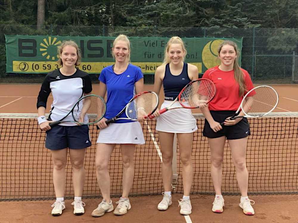 Stadtmeisterschaften im Tennis beim TC Emmeln