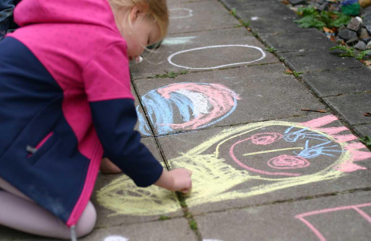 """Weltkindertag-Mitmach-Aktion """"Kinder erobern die Straßen"""""""
