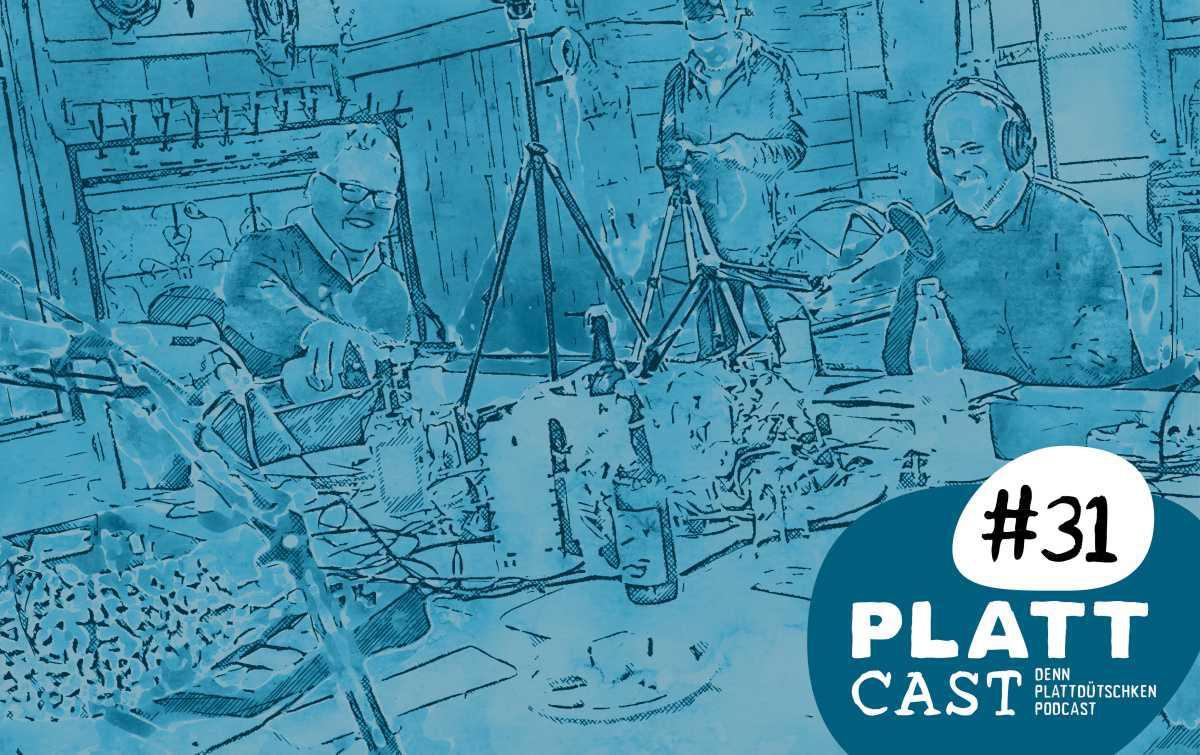 Plattcast #31 - Pannkaoken