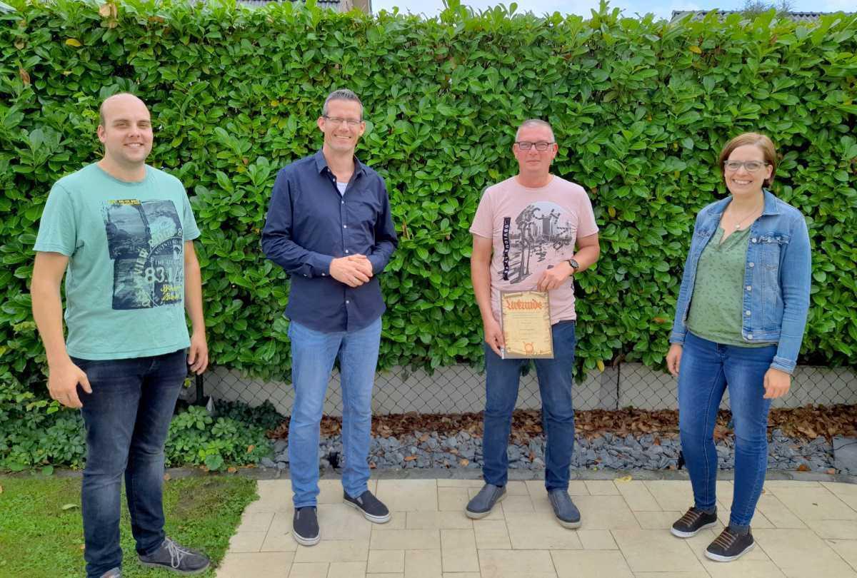 Kolpingkapelle Emmeln hat neuen Dirigenten