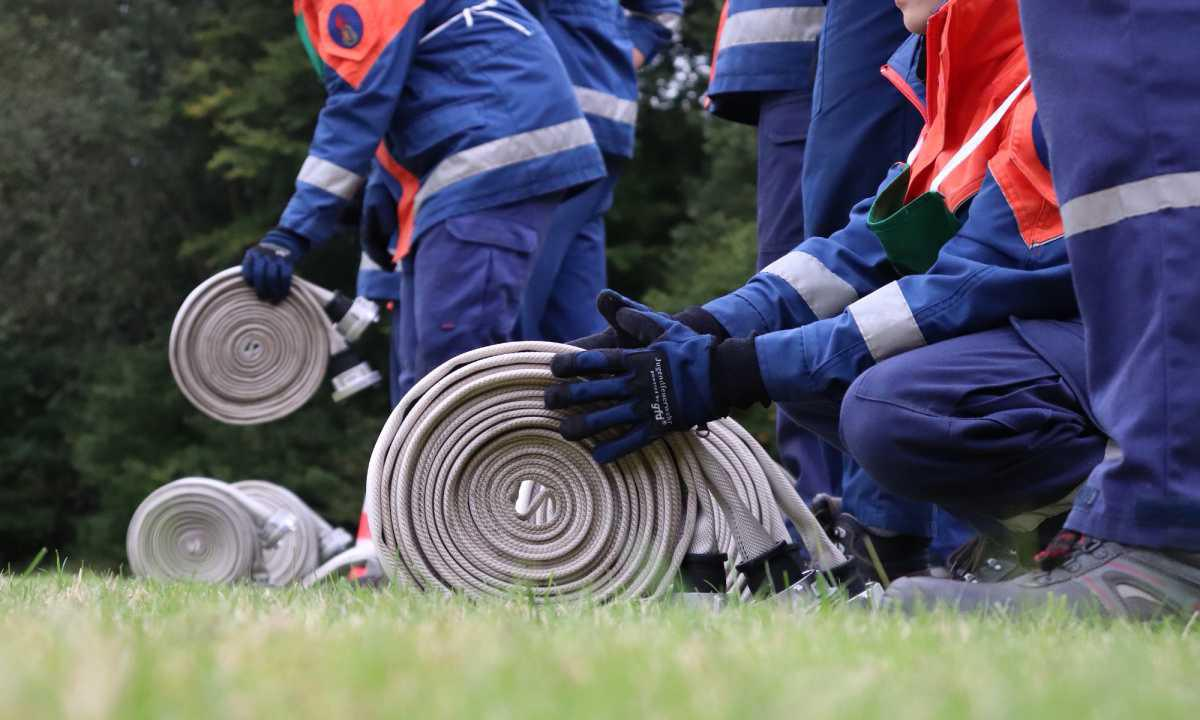 Höchste Auszeichnung für Feuerwehrnachwuchs