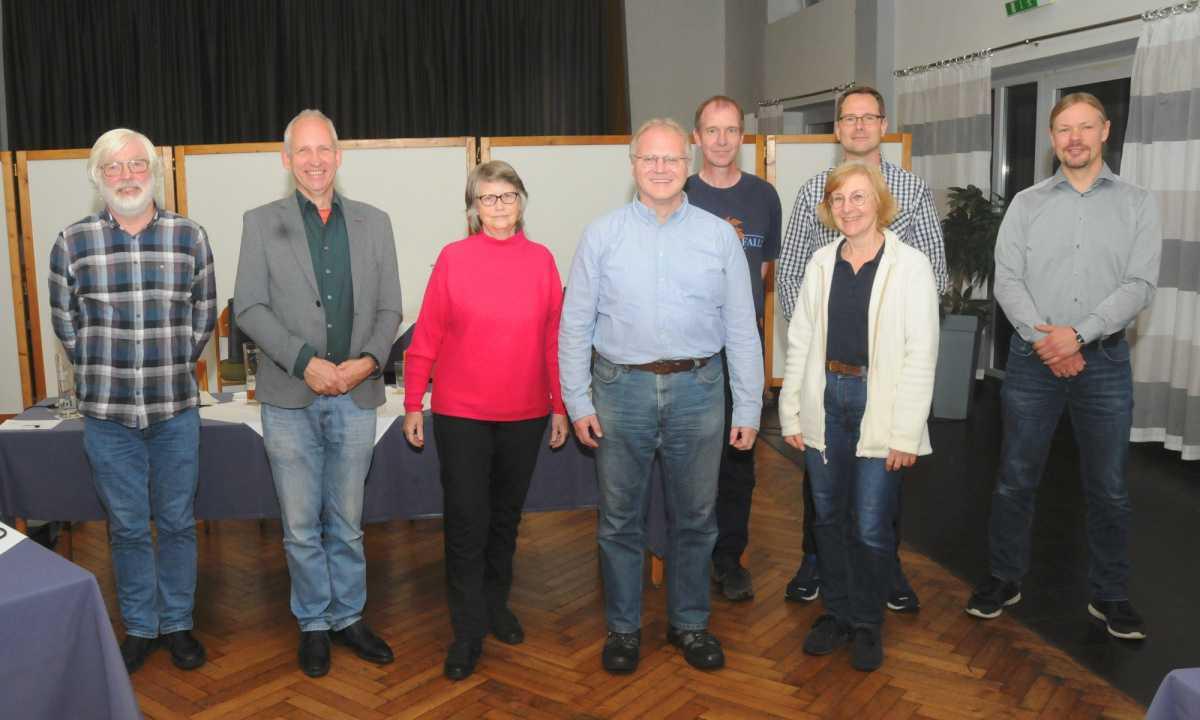 Neuer Vorstand beim NABU Emsland-Mitte