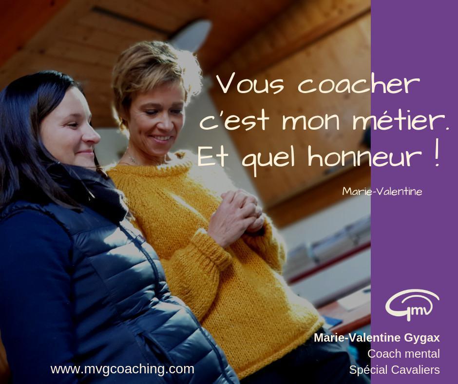 MVG Coaching - Marie-Valentine Gygax