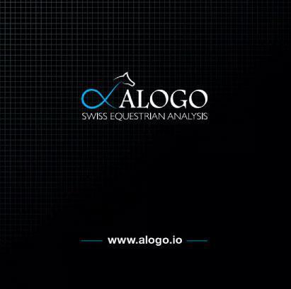 Alogo MOVE PRO - Capteur équin