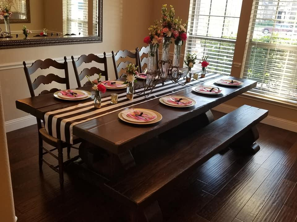Masterpiece Hand-Crafted Furniture