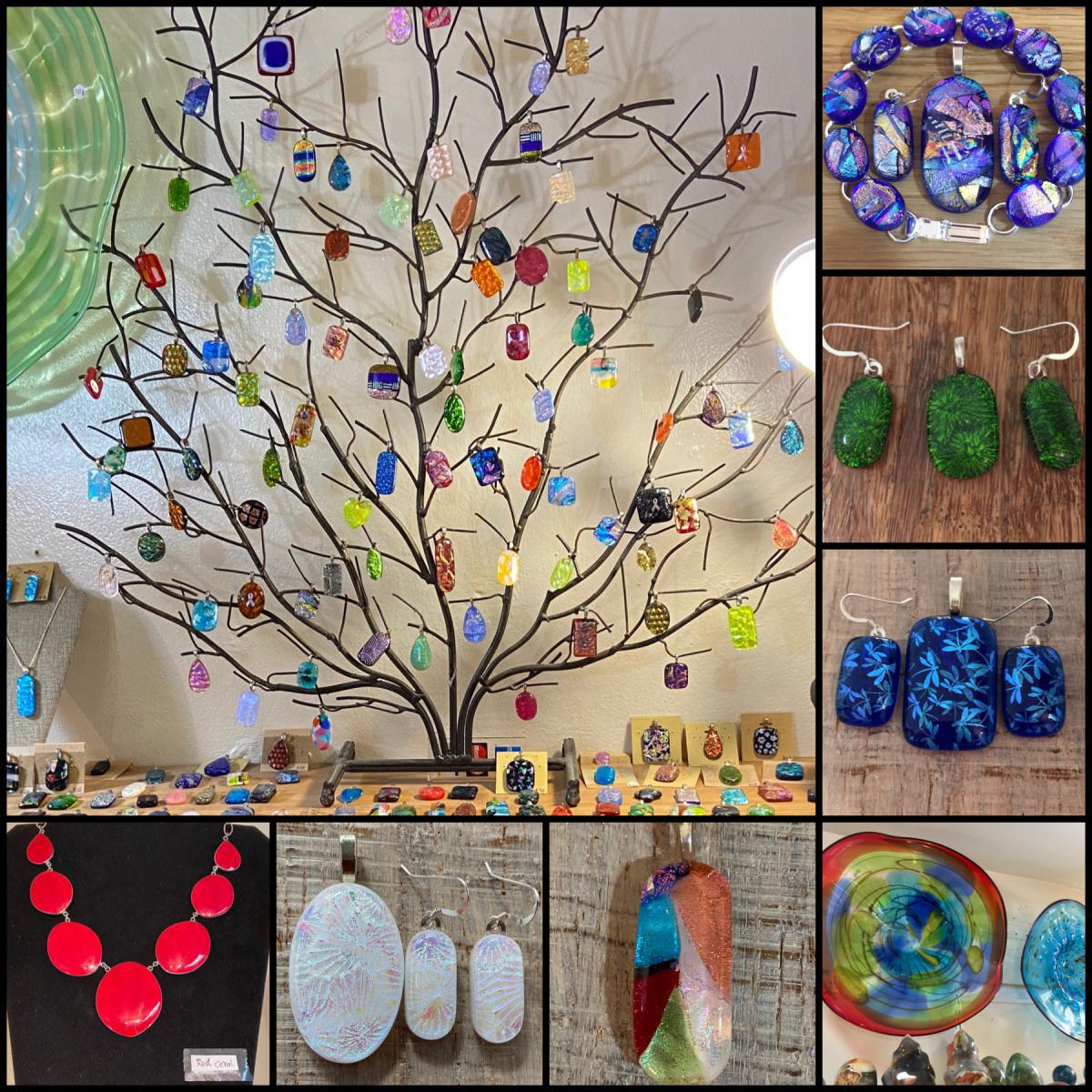Art Glass Jewelry