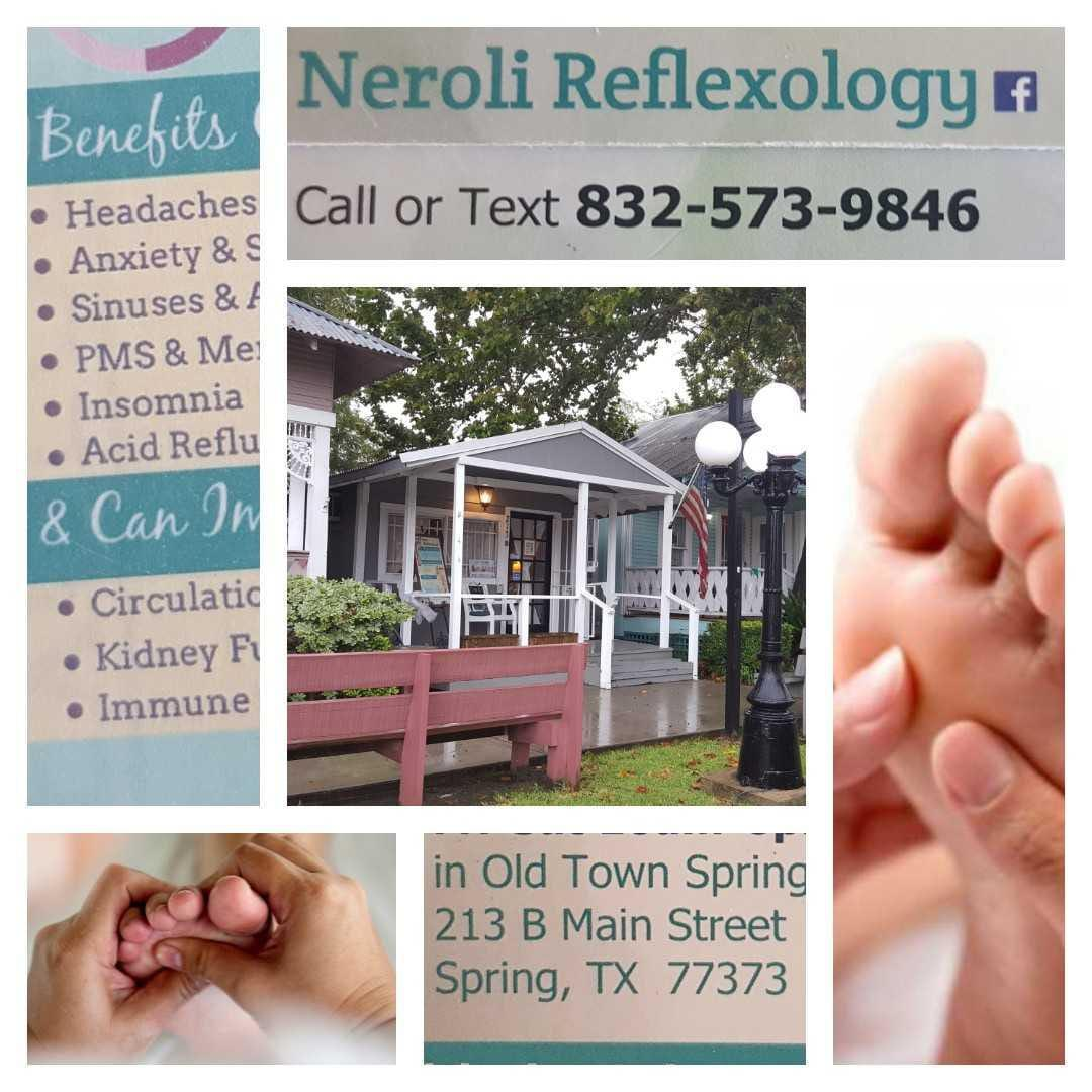 Neroli Reflexology by Maria