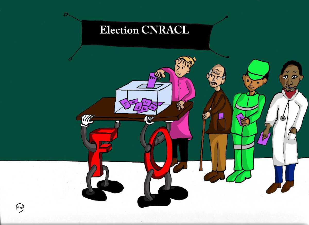 ÉLECTIONS CNRACL 2021