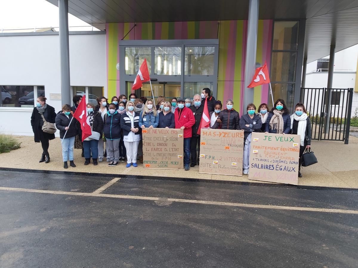 Protocole Segur : Grève et mobilisations du 8 décembre pour l'extension du CTI...