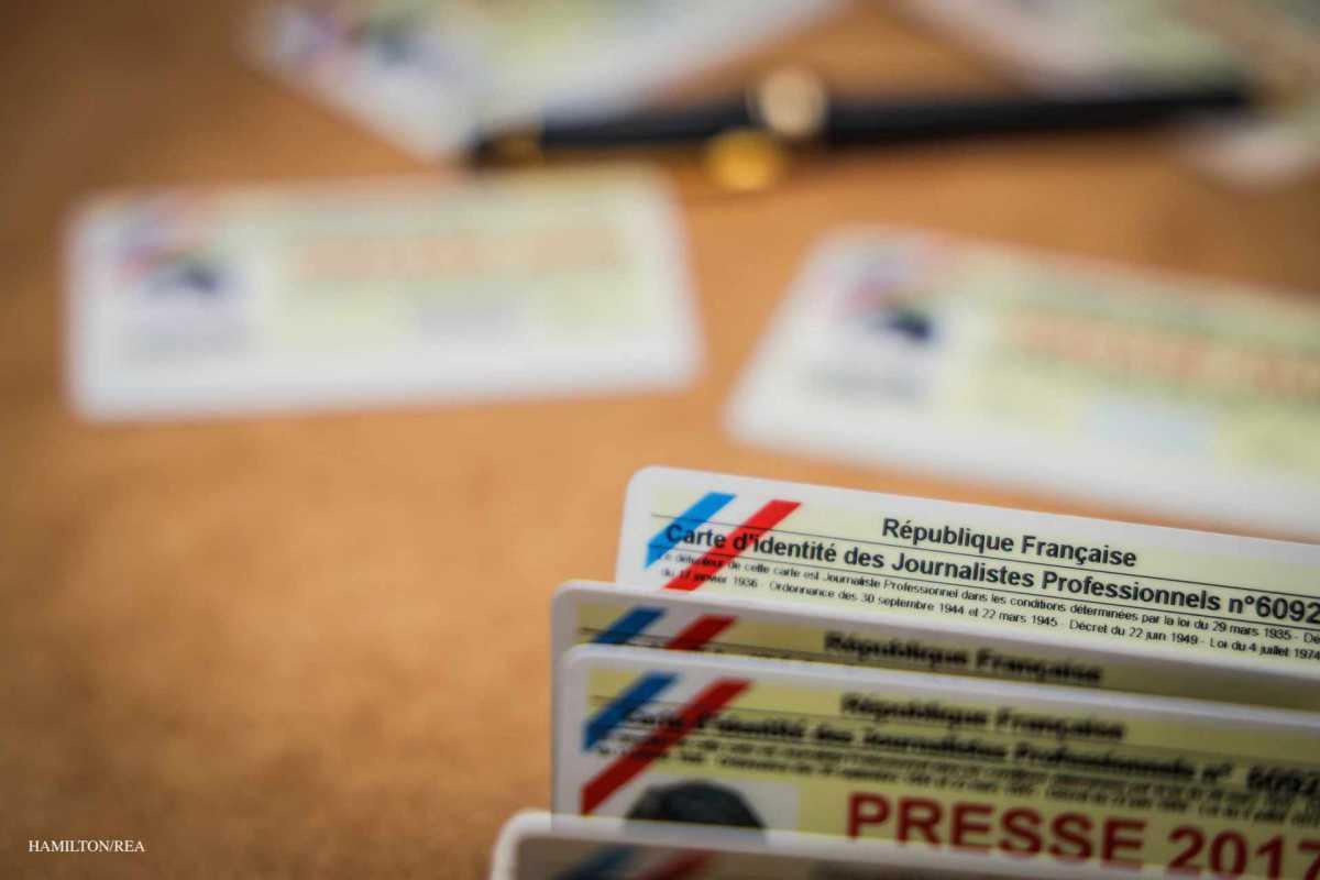 Le long combat de la presse française