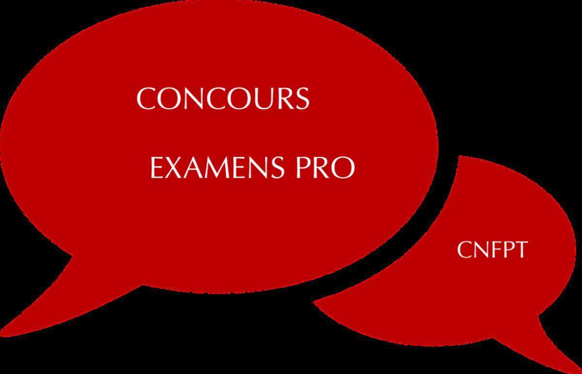 Préparation aux concours et examens professionnels