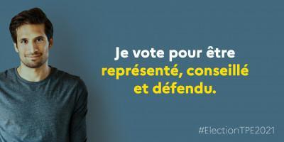 Elections TPE 2021 - Outils de propagande