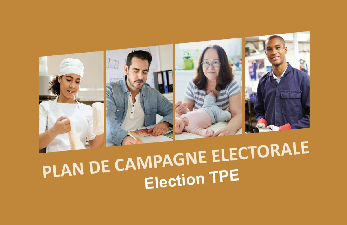 Présentation tournée régionale campagne TPE