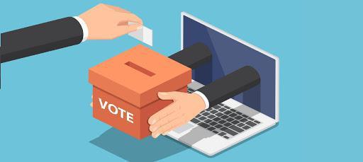 ÉLECTIONS CNRACL 2021 : le vote électronique, c'est simple et pratique