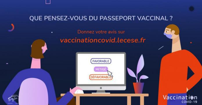 Que pensez-vous du passeport vaccinal ? Donnez-nous votre avis !