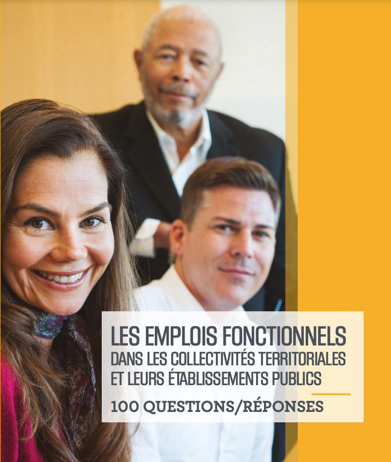 Les emplois fonctionnels dans les collectivités territoriales et leurs établissements publics