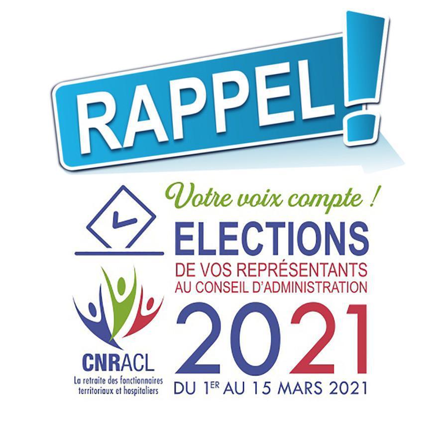 Élections CNRACL : des soucis avec votre matériel de vote ?