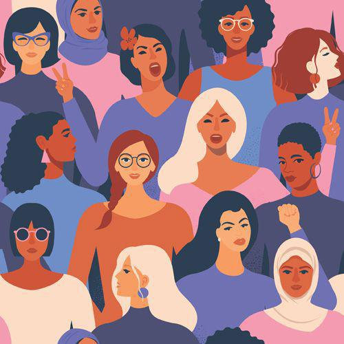 8 mars - Journée internationale de la Femme