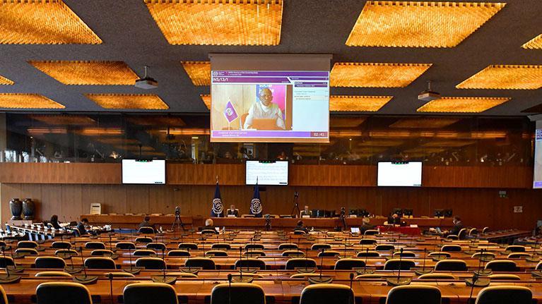 341ème session du Conseil d'Administration