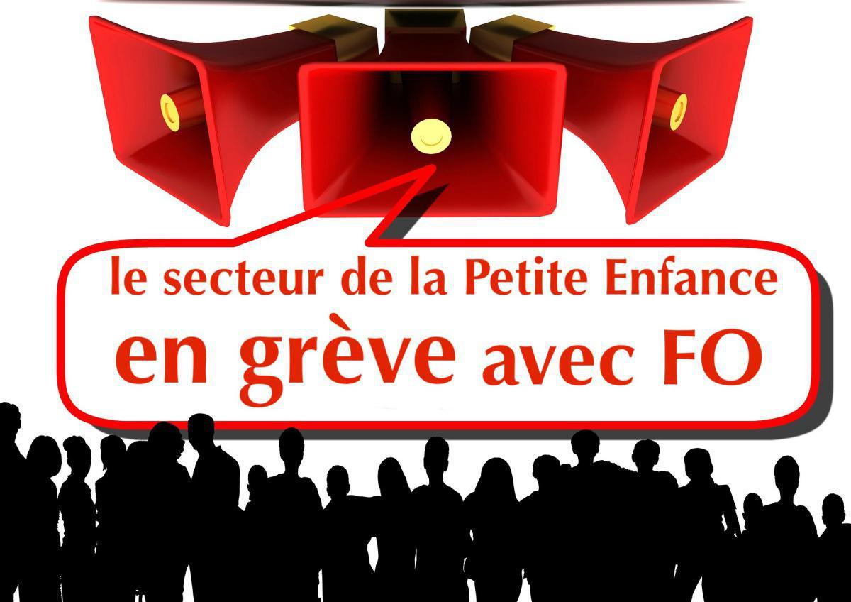 Petite enfance : appel à la grève le 30 mars pour l'abandon du projet Taquet