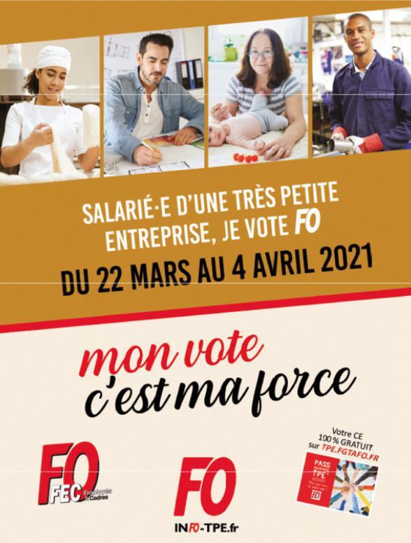 Elections TPE 2021 - Résultats détaillés