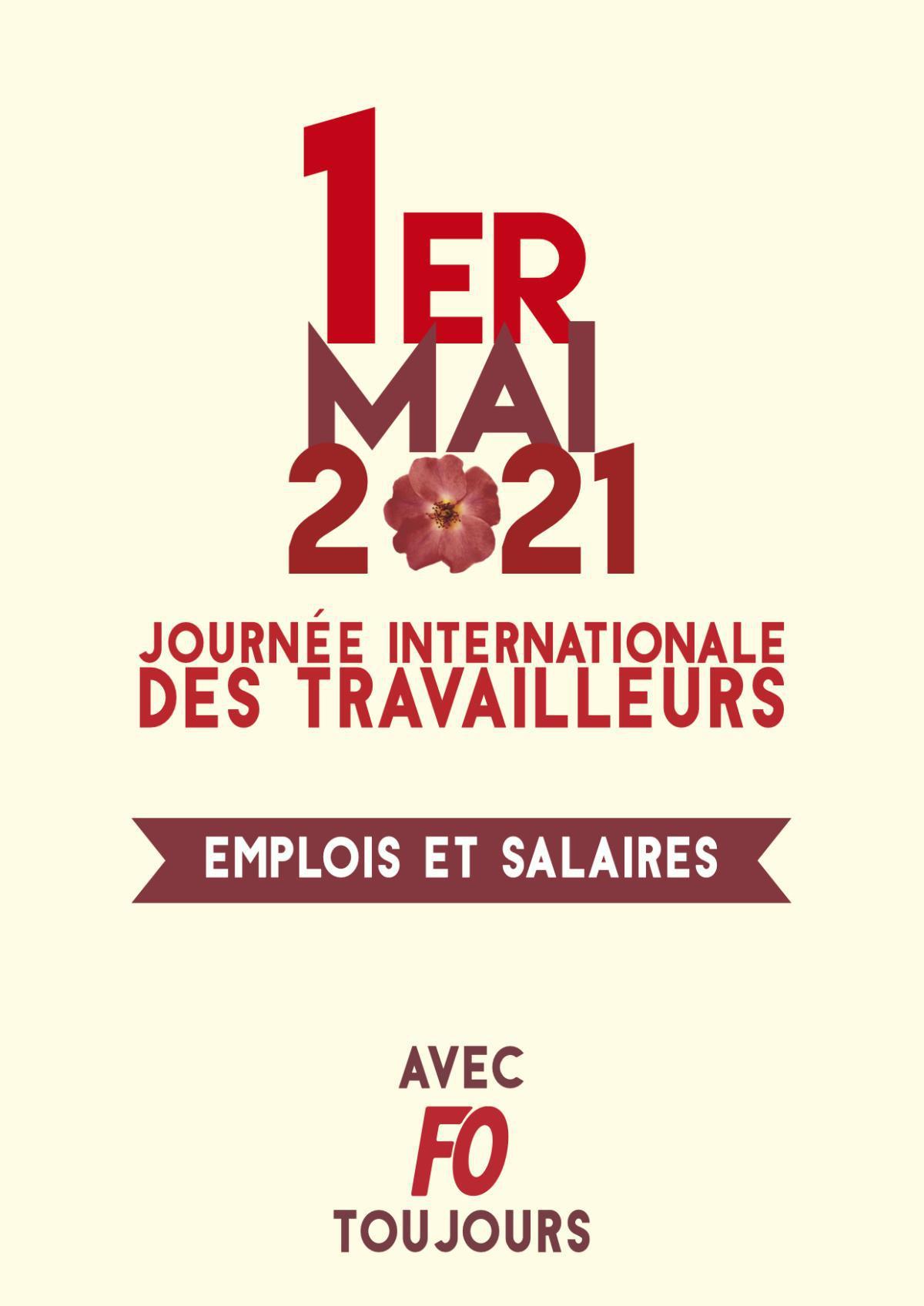 Le 1er mai AGISSONS ! Les retraités ensemble avec les actifs pour les droits sociaux et les libertés