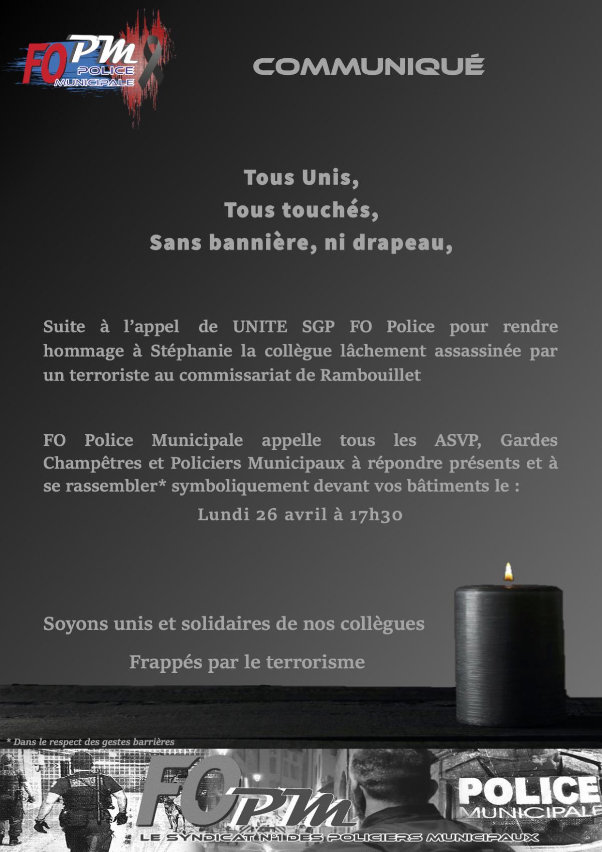 Attentat au commissariat de Rambouillet