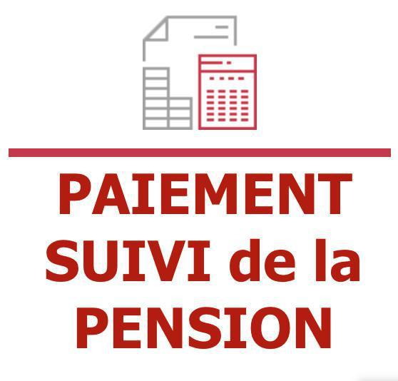 Documentation juridique : PAIEMENT - SUIVI DE LA PENSION