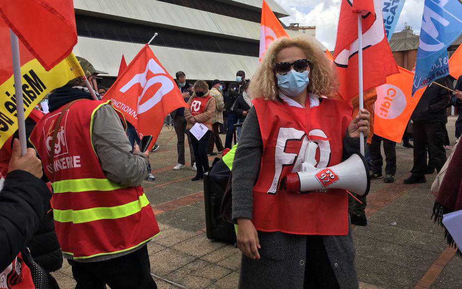 Nanterre : en grève, les agents de la ville refusent de perdre leurs jours de congés