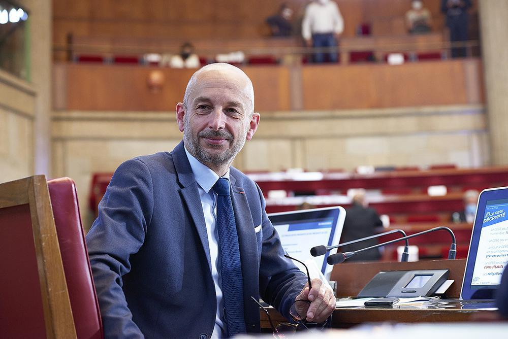 Thierry Beaudet élu Président du CESE