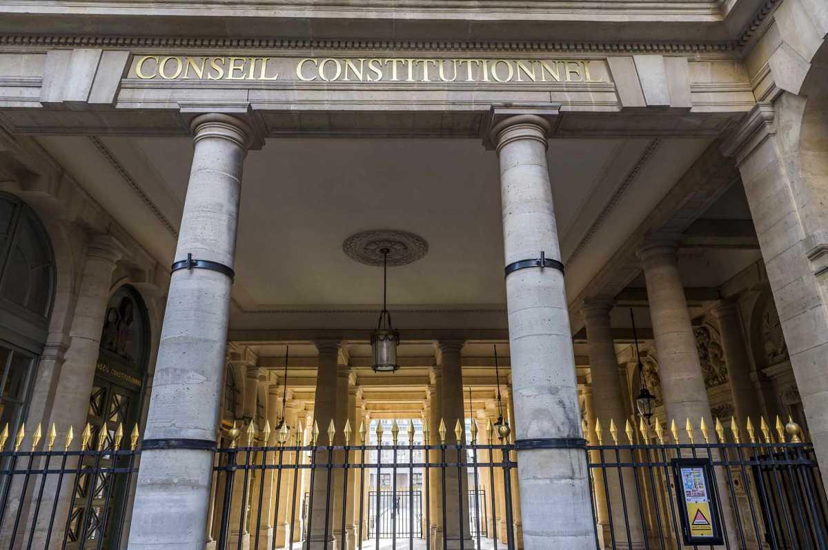Loi sécurité globale - Censure du Conseil constitutionnel