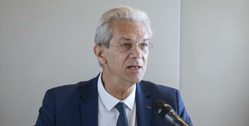 François Deluga réélu Président du CNFPT