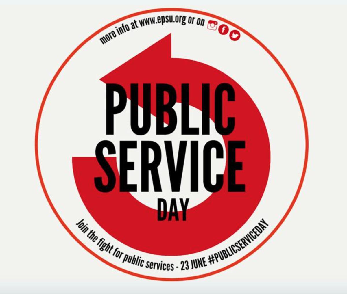 Valoriser les services publics, valoriser les travailleurs des services publics !