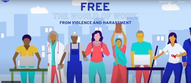 Entrée en vigueur du premier traité international contre la violence et le harcèlement
