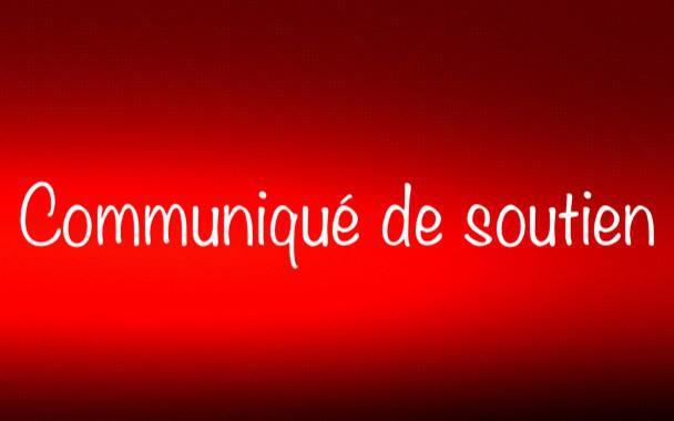 Soutien aux personnels de la Mairie de Montpellier