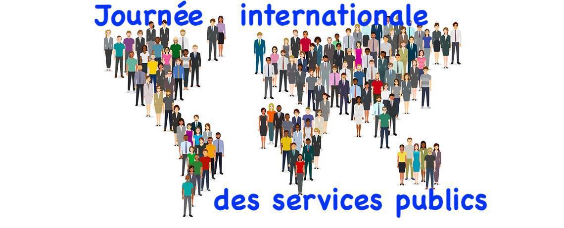 Les services publics : plus indispensables que jamais !