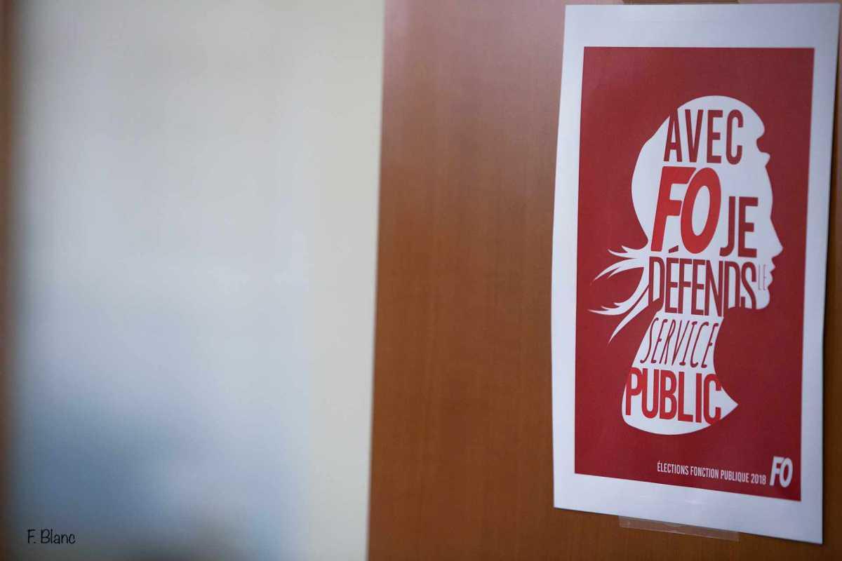 Force Ouvrière dit NON à l'allongement du temps de travail dans la Fonction publique territoriale !