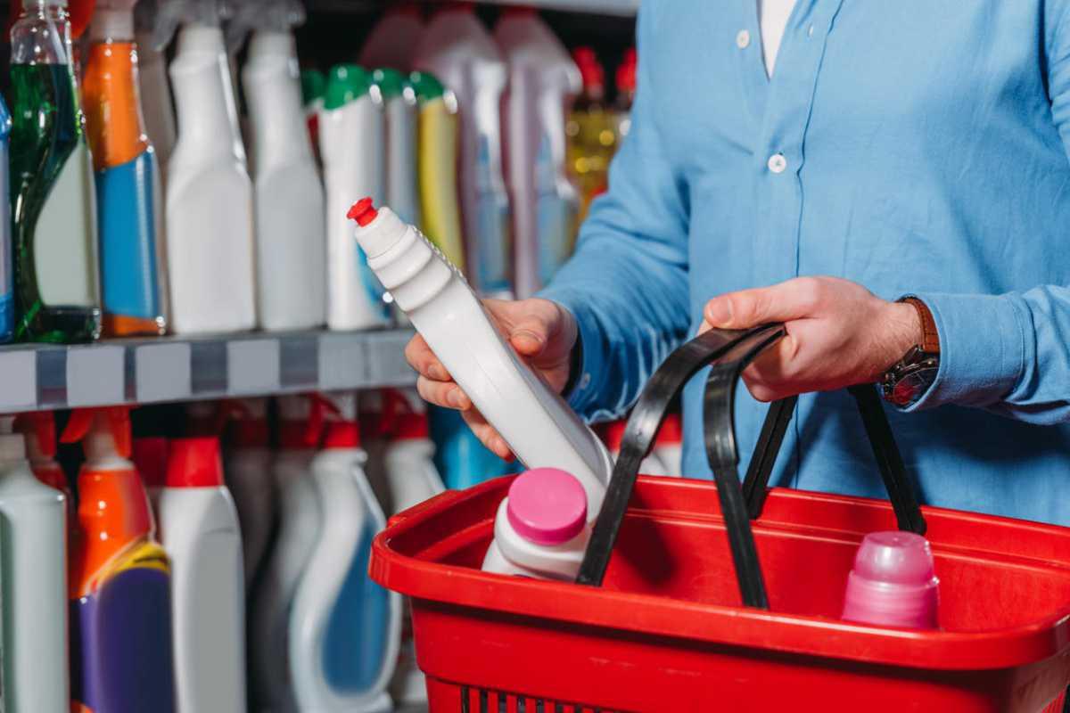 Améliorer la lisibilité de l'étiquetage des produits ménagers destinés aux consommateurs, mission impossible ?