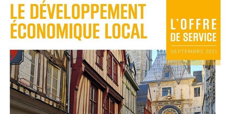 Formations développement économique local