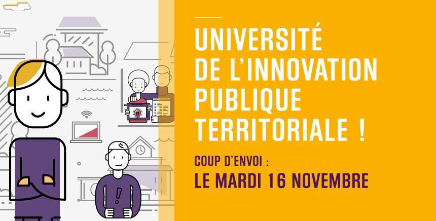 Université Innovation Publique Territoriale