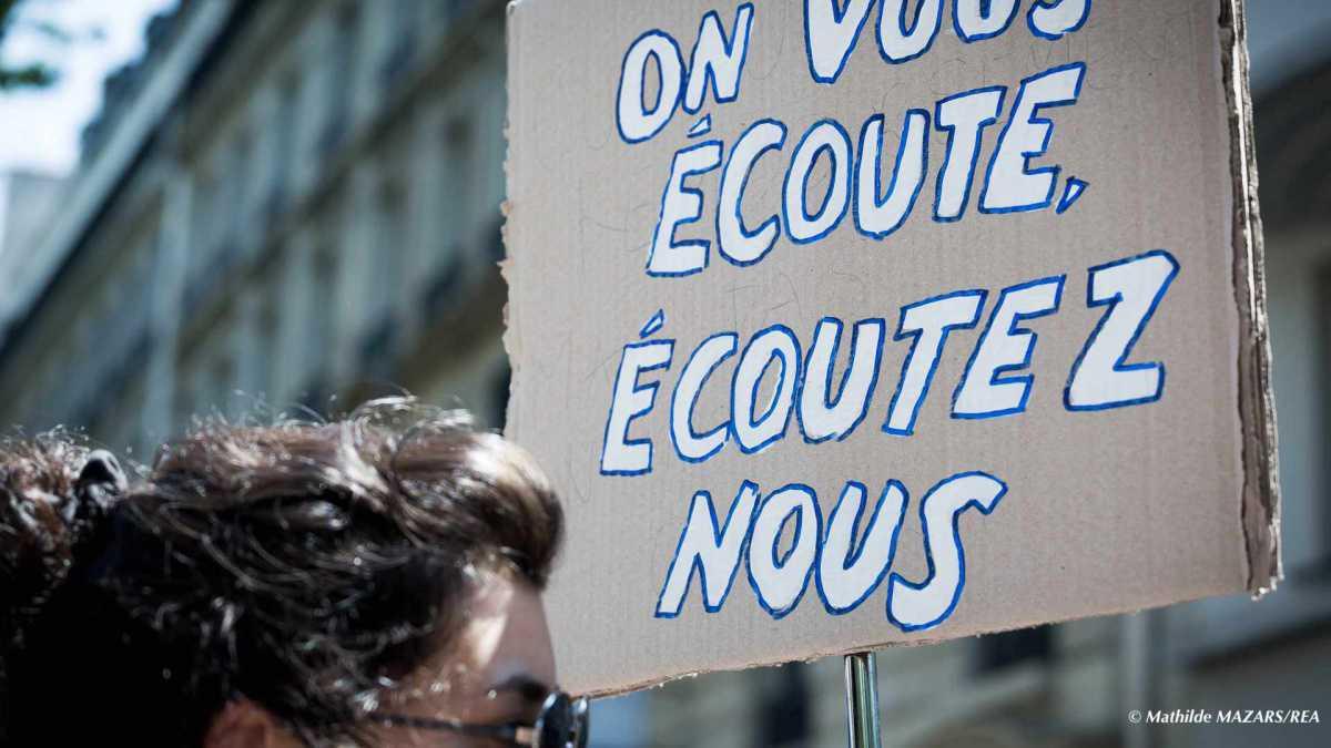 Grève FO des psychologues : l'Exécutif dans ses ornières et ses oeillères !