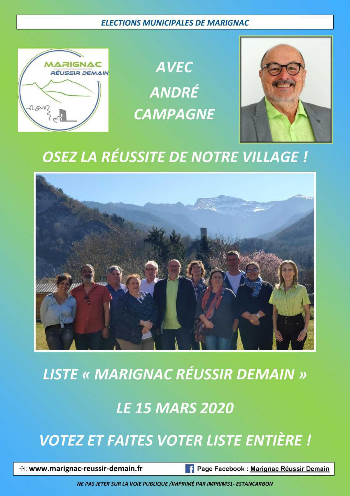 André CAMPAGNE